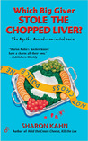 Which Big Giver Stole the Chopped Liver? (Ruby, the Rabbi's Wife, #5)