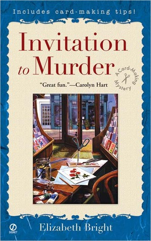 Invitation to Murder by Elizabeth Bright
