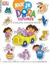 Dora the Explorer: Ultimate Sticker Book