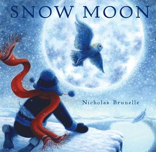 Snow Moon by Brunelle Nicholas