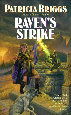 Raven's Strike by Patricia Briggs
