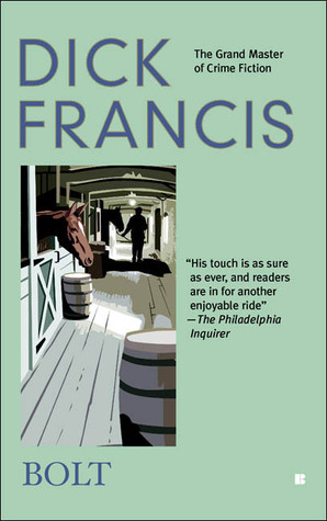 Download free Bolt (Kit Fielding #2) PDF by Dick Francis