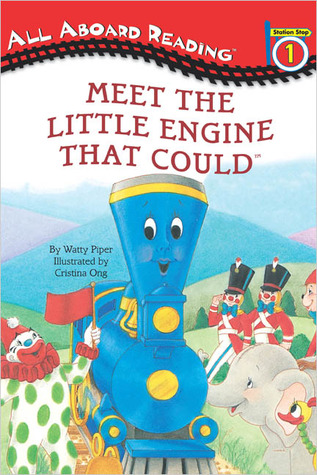 Meet the Little Engine That Could by Watty Piper