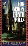 For Whom Death Tolls (Manor House Mystery, #3)