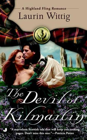 The Devil of Kilmartin by Laurin Wittig