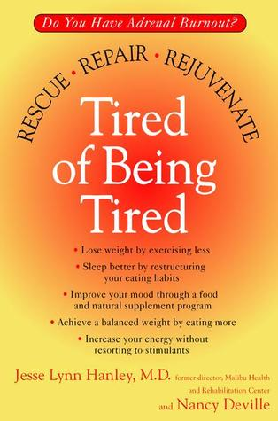 Tired of Being Tired by Jesse Lynn Hanley