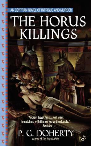 The Horus Killings by Paul Doherty