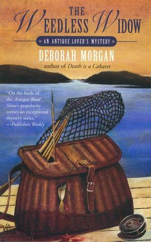 The Weedless Widow by Deborah Morgan