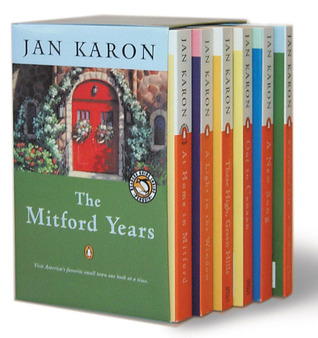 The Mitford Years Boxed Set Volumes 1-6 by Jan Karon