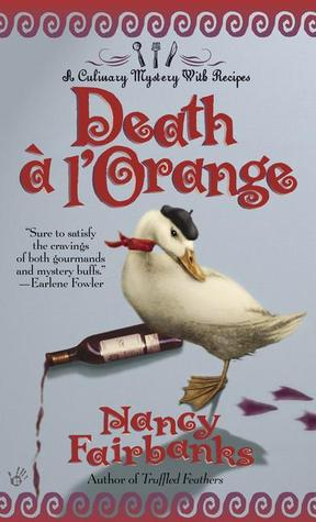 Death A L'Orange by Nancy Fairbanks