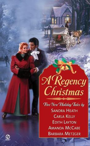 A Regency Christmas IX by Sandra Heath