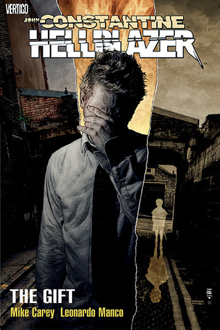Hellblazer by Mike Carey