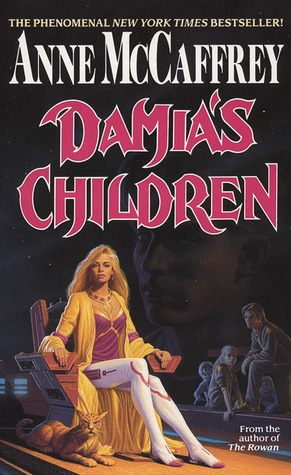 Damia's Children by Anne McCaffrey
