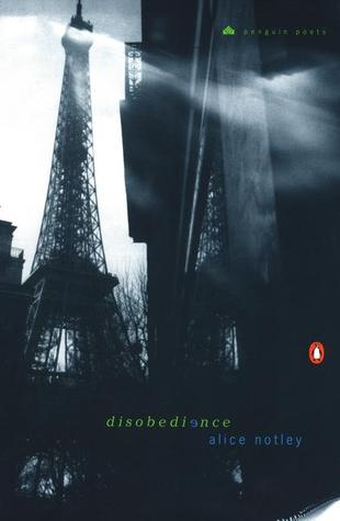 Review Disobedience PDF by Alice Notley