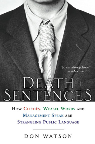 Death Sentences by Don Watson