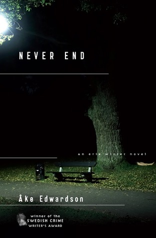 Never End by Åke Edwardson