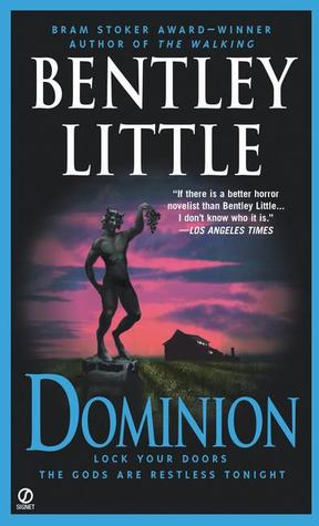 Dominion by Bentley Little