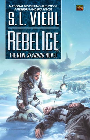 Rebel Ice by S.L. Viehl