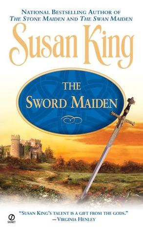The Sword Maiden (The Maiden Trilogy, #3)