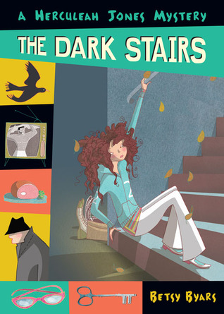 The Dark Stairs by Betsy Byars