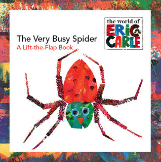 Tell Time with the Very Busy Spider [With Moveable Clock] by Eric Carle