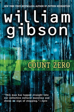 Count Zero (Sprawl, #2)