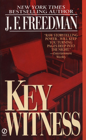 Key Witness by J.F. Freedman