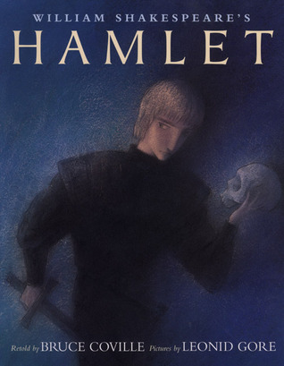 Hamlet By William Shakespeare Book Cover 178944
