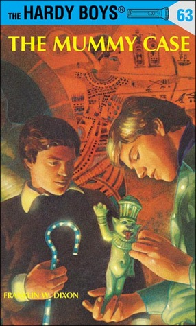 The Mummy Case (Hardy Boys, #63)