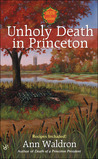Unholy Death in Princeton (Mcleod Dulaney, #3)