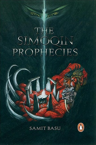 The Simoqin Prophecies (GameWorld Trilogy, #1)