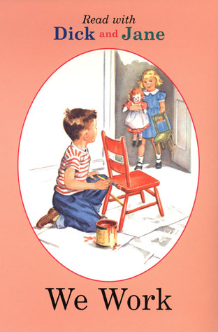 Dick and jane reading