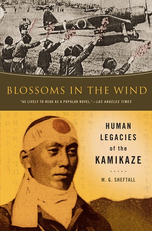 Blossoms in the Wind by M.G. Sheftall