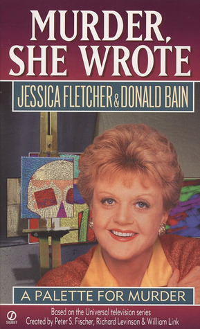 A Palette for Murder by Jessica Fletcher