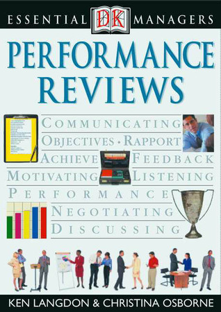 DK Essential Managers: Performance Reviews