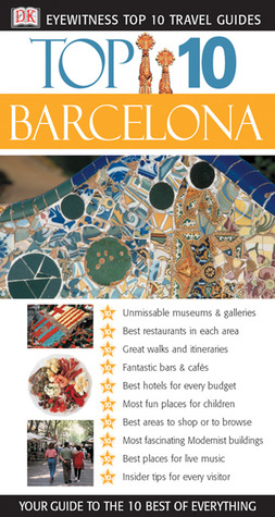 Top 10 Barcelona (DK Eyewitness Travel)