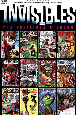 The Invisibles, Vol. 7 by Grant Morrison