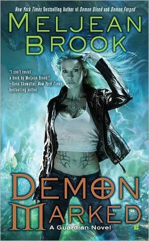 Review Demon Marked (The Guardians #7) CHM