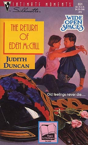 The Return of Eden McCall by Judith Duncan