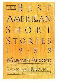 The Best American Short Stories 1989