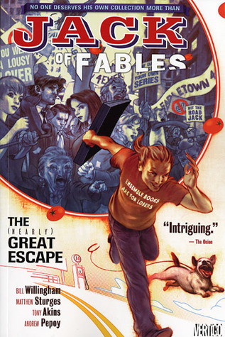 Jack of Fables by Bill Willingham
