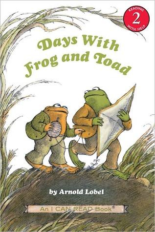 Days with Frog and Toad: (I Can Read Book Series: Level 2)