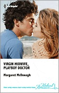 Virgin Midwife, Playboy Doctor by Margaret McDonagh