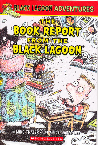 the book report from the black lagoon