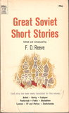 Great Soviet Short Stories