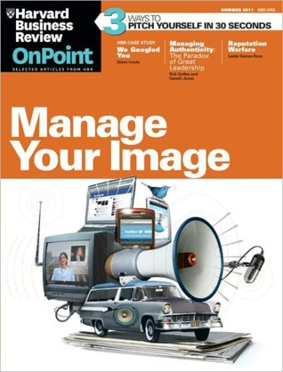 Harvard Business Review OnPoint Manage Your Image
