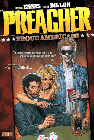 Preacher, Volume 3 by Garth Ennis
