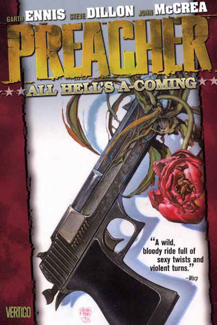 Preacher, Volume 8 by Garth Ennis
