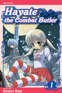 Hayate the Combat Butler, Volume 1 by Kenjiro Hata
