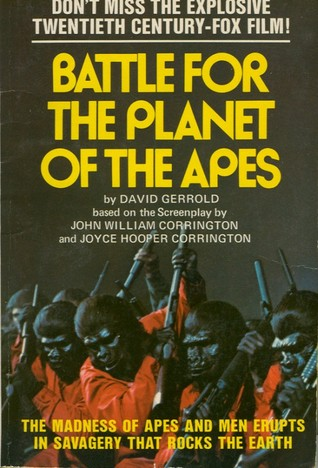 Free download Battle for the Planet of the Apes PDF by David Gerrold